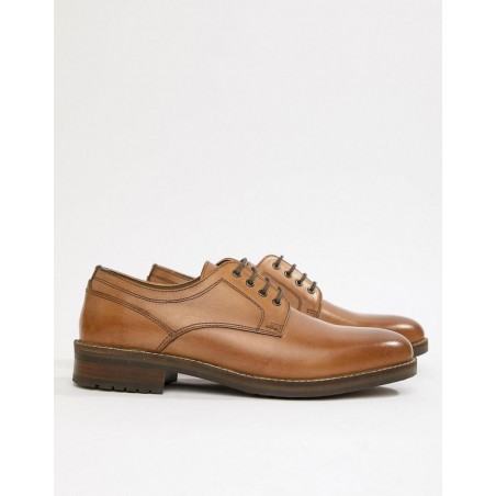 Red Tape Lace Up Brogue Shoes