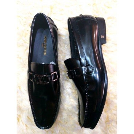 Quality Patent Leather Loafers
