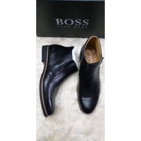 Boss Chelsea Leather Boot