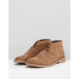 New Look Suede Desert Boots