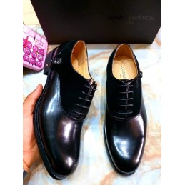 Patent Leather and Suede shoe