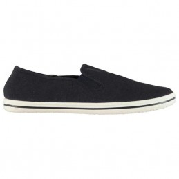Mens Slip on Canvas