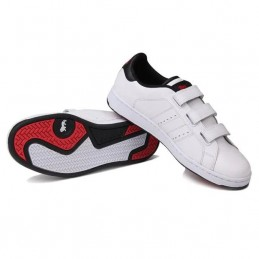 Leyton Mens Trainers - White
