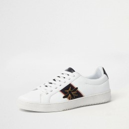 River Island white Sneakers