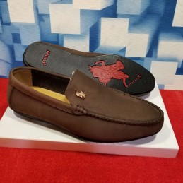 Polo drivers loafers