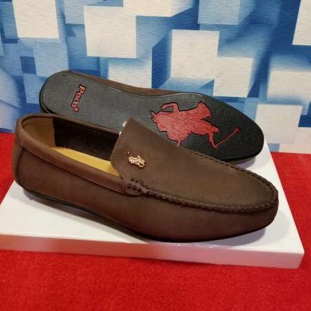 Polo brown loafers