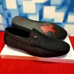 Polo black loafers