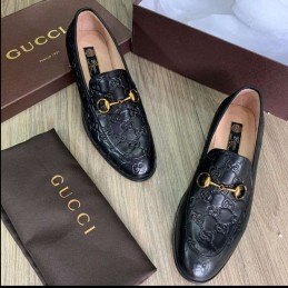 Gucci horsebit shoe