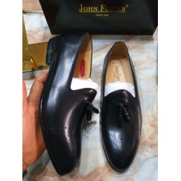 John Foster loafers with...