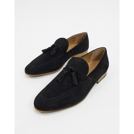 Topman loafer in black