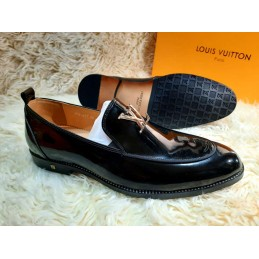 Black Loafers Men shoe