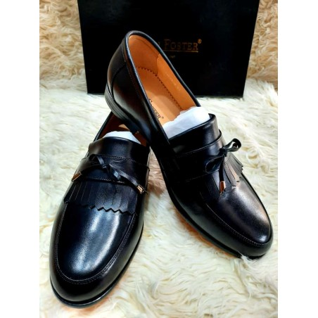 John Foster Loafers with tassels