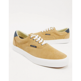 Jack & Jones suede trainers