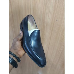 St. Louis black loafers