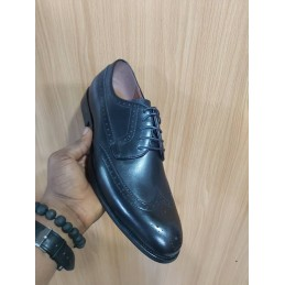 Anax brogue shoe