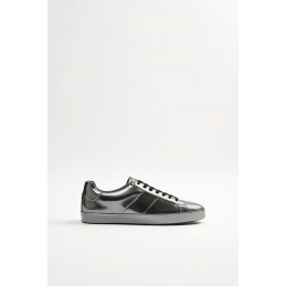 Zara Metalic Sneakers -...